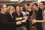 """Cafeeröffnung am 21.1.2011 nach längerer Pause mit neuen Betreibern – das """"PARKHAUS"""" im HDA."""