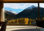 Wohn Raum Alpen