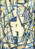 Guido La Regina, Case a Positano, 1952