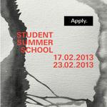 2013 Murcutt Master Class – Applications