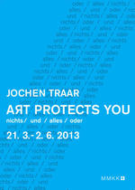 ART PROTECTS YOU